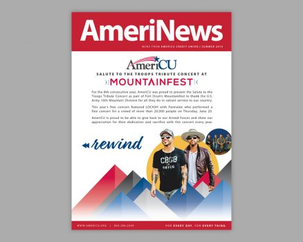 Cover photo of Summer 2019 AmeriNews