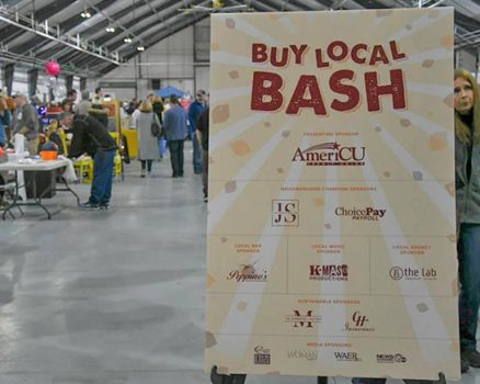 Buy Local Bash Image