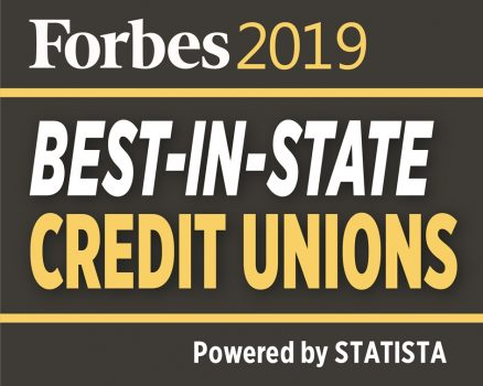 Forbes 2019 Best-In-State Credit Unions Powered by STATISTA
