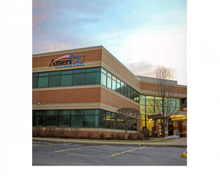 photo of AmeriCU Credit Union building