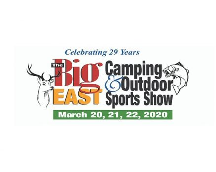 The Big East Camping & Outdoor Sports Show logo