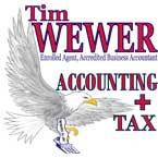 Tim Wewer, EA, ABA logo