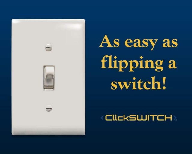 It's easy to switch to AmeriCU!
