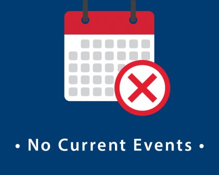 photo of a calendar with no events